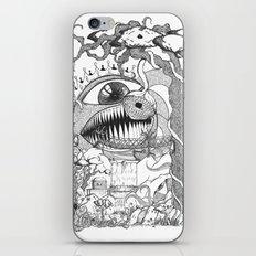 Monster's Garden! iPhone & iPod Skin