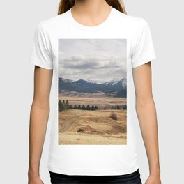 Livingston, MT T-shirt
