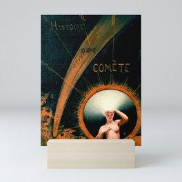 """Luis Ricardo Falero """"Story of a Comet"""" Mini Art Print"""