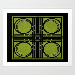 Eureka Art Print