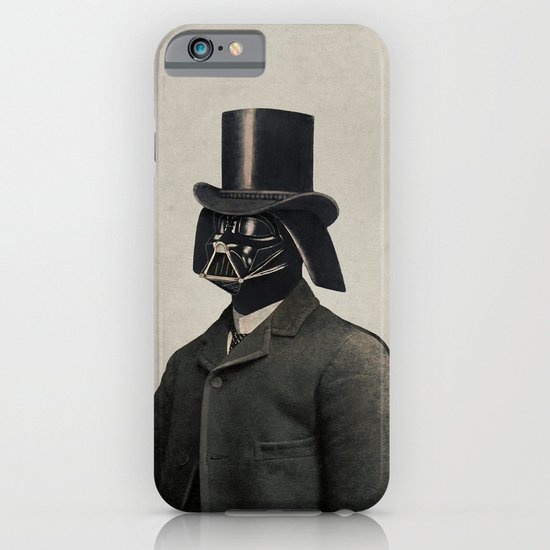 Lord Vadersworth  - square format iPhone & iPod Case