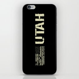Black Flag: Utah iPhone Skin