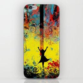 midnight symphony iPhone Skin