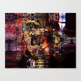 OR/WELL  CHIP Canvas Print