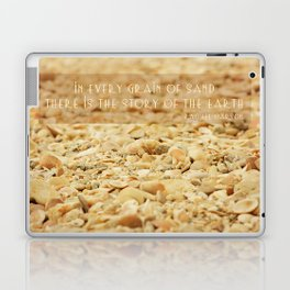 In every grain of sand Laptop & iPad Skin
