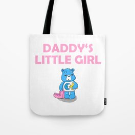 Daddy's Little Girl Brat DDLG Ageplay Tote Bag