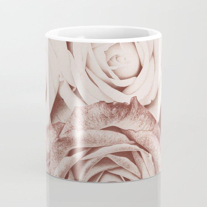 Latte roses Coffee Mug