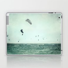 Tarifa beach Laptop & iPad Skin