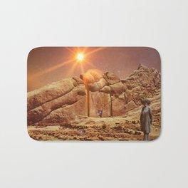 The Stargate opens... Bath Mat