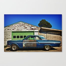 1966 Ford Fairlane Canvas Print