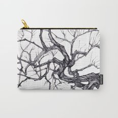 Gnarled Tree Carry-All Pouch