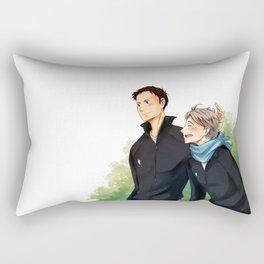Haikyuu!! Daisuga Rectangular Pillow