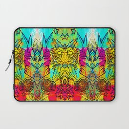 Icons - Tattoo Day of the Dead  Laptop Sleeve