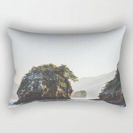 Los Arcos, Puerto Vallarta Rectangular Pillow