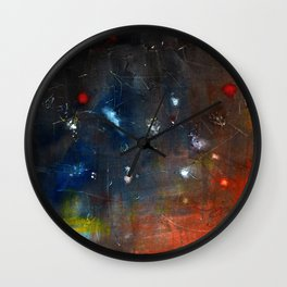 Underwater Wall Clock
