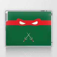Red Ninja Turtles Raphael Laptop & iPad Skin