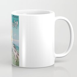 De Dion-Bouton, advertisement vintage poster Coffee Mug