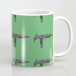 Uzi submachine gun Coffee Mug