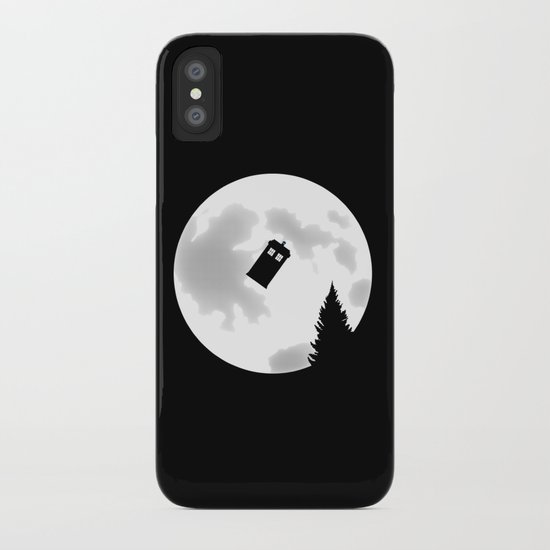 Dr Phone Home iPhone Case