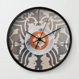 Intelligentsia Wall Clock