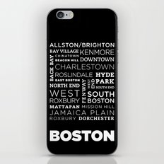 City of Neighborhoods - I iPhone & iPod Skin