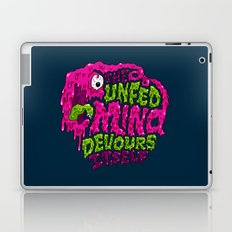 The unfed mind devours itself. Laptop & iPad Skin
