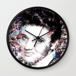 ELVIS Wall Clock