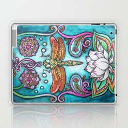 Enlightened Dragonfly Laptop & iPad Skin