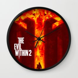 The Evil Within 2 Wall Clock