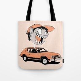 Gremlin Boy Tote Bag