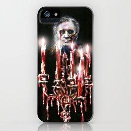 Sir Thomas Sharpe - Crimson Peak V (Section) iPhone Case