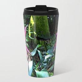 Natural Bromeliad Travel Mug