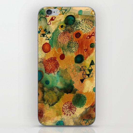 Creative Attraction iPhone & iPod Skin