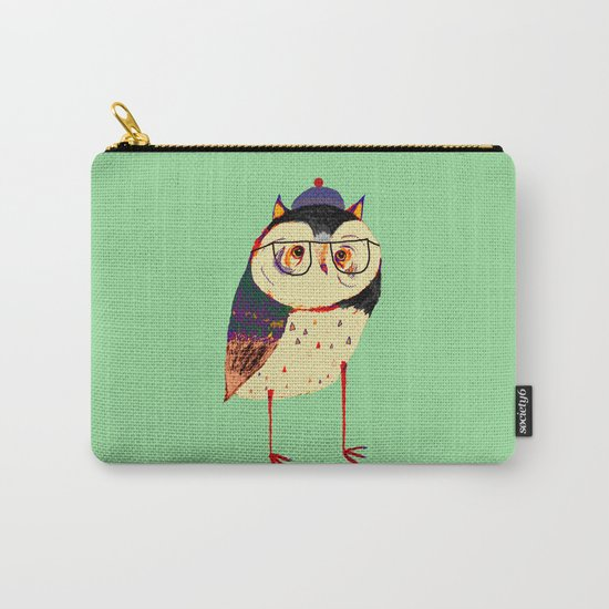 Owl Cutey. Carry-All Pouch