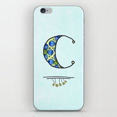C iPhone & iPod Skin