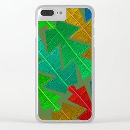 MAGIC FOREST 3 Clear iPhone Case