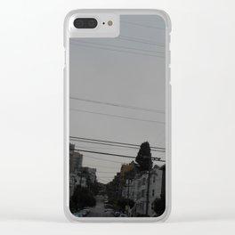San Fran Clear iPhone Case
