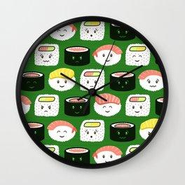 Yatta, Sushi! Wall Clock