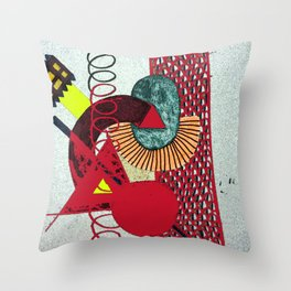 DESIGN AND THE CITY N3 Throw Pillow