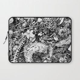 Inky Undergrowth Laptop Sleeve