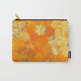 Pumpkin Tumbleweeds Carry-All Pouch
