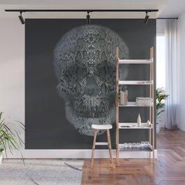 Snake Skull Wall Mural