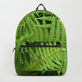 GREEN FERN POETRY Backpack