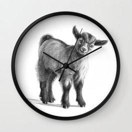 Goat baby G097 Wall Clock