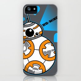 BB Mine iPhone Case