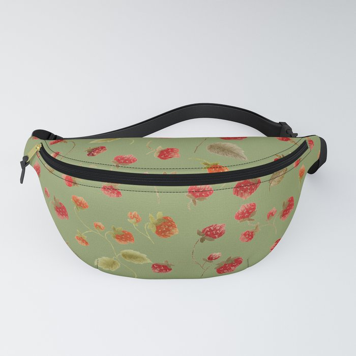Strawberry jammin Fanny Pack