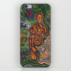 The Joy of Colors iPhone & iPod Skin