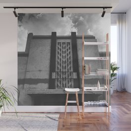Deserted Deco Wall Mural
