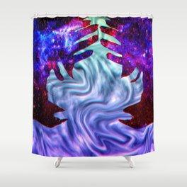 Bizzare Shower Curtain