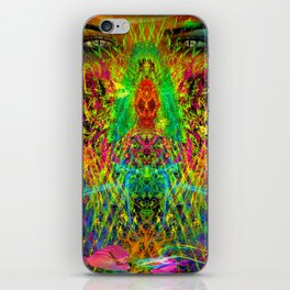 The Witch's Nest iPhone Skin
